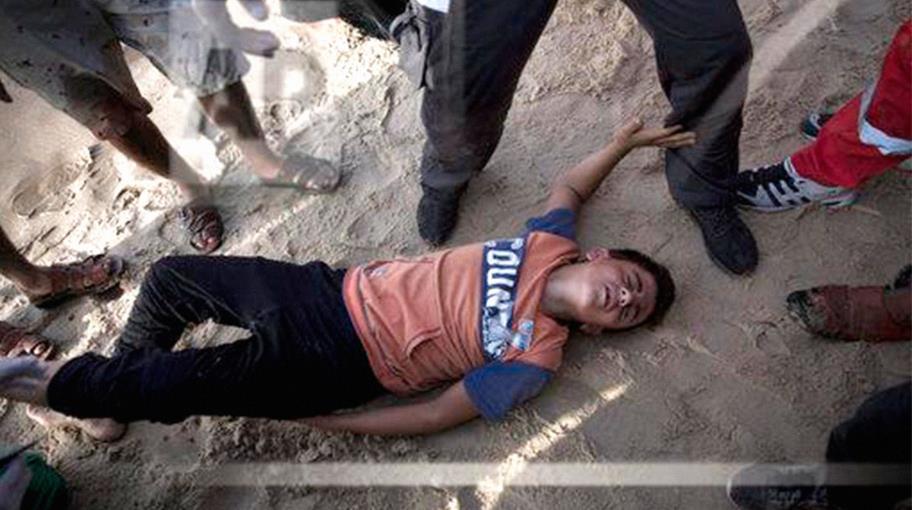 المصور الفلسطيني خليل حمرا: بطولة الرؤية