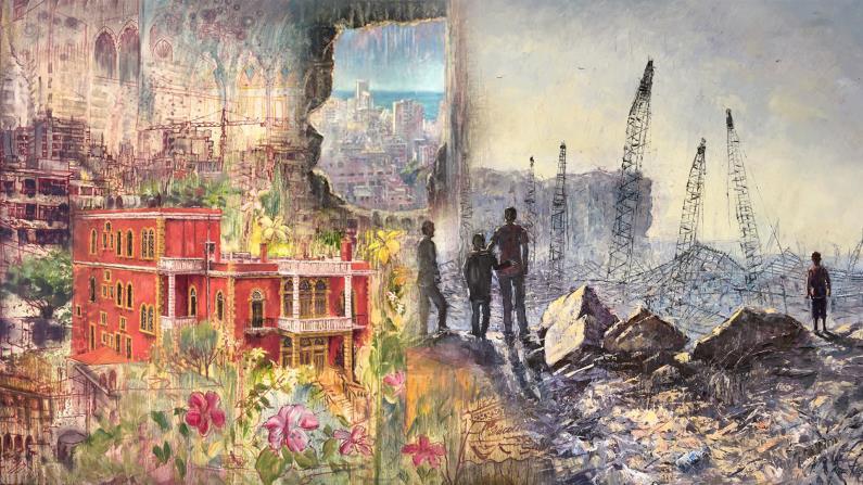 الحياة الثقافية ببيروت: بدايات نهوض من تحت أنقاض الخوف